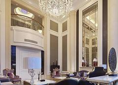 欧式吊灯点缀家居 享受西方风情的朦胧之美