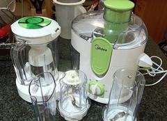 豆浆机和榨汁机有什么区别?豆浆机和榨汁机哪个好?