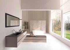 实木浴室柜防护保养技能get到了吗?