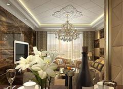 客厅吊灯安装高度有讲究 切不可忽视