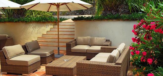 露台花园设计有讲究 原则和妙法要把握