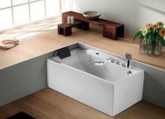 浴缸最小尺寸大全 小户型看过来