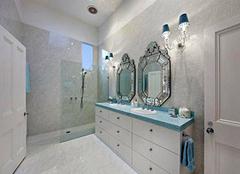 浴室灯具选购八大细节和保养技巧