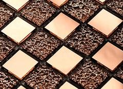 马赛克瓷砖的搭配知识及清洁与保养