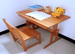 儿童桌椅详细介绍及其注意事项
