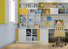 儿童书柜选购时三大注意事项