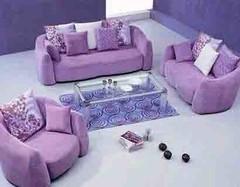 藕荷色沙发怎么搭配?五种配色方法供你选择