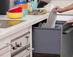探讨家用洗碗机工作原理及其优点
