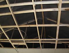 木龙骨吊顶施工工艺流程和注意事项