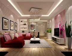 客厅风水方位之颜色搭配知识