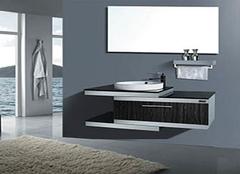 整体浴室柜的优缺点及选购技巧