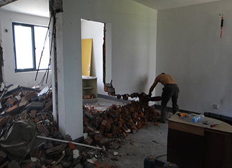 房屋装修中这些地方可不能随意拆改