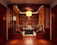 中式风格装修展现独特民族文化