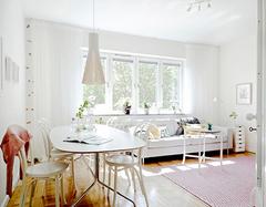 客厅合理布置让空间最大化利用