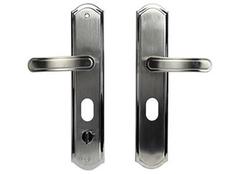 防盗门把手更换方法和安装步骤
