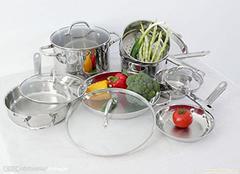 正确方法使用不锈钢餐具 降低人体危害