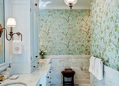 碎花壁纸选购技巧和步骤 让家居更美一点