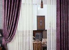 窗帘装修价格预算及其选购小技巧