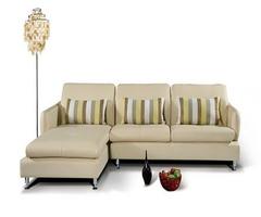 客厅沙发面料抉择及其选购小技巧