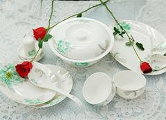细数知名陶瓷餐具品牌 为餐桌多添一个亮点