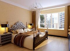卧室墙纸什么颜色好?图案色彩选择有讲究