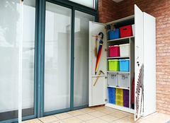 阳台储物柜如何装修?阳台储物柜效果图赏析