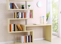 书架如何选购?样式和尺寸要把握