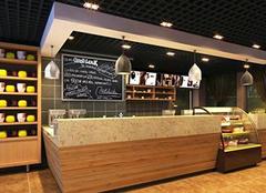 放松身心!赏析各式惬意咖啡厅吧台装修效果图
