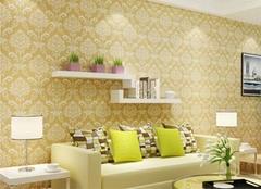 乳胶漆和墙纸利弊剖析 墙面装饰材料轻松选择