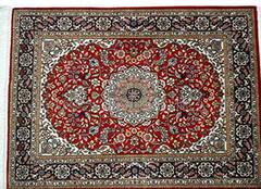 波斯地毯的艺术价值从何处体现?波斯地毯的清洗方法