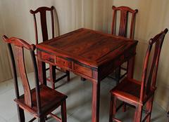 越南红木家具保养方法 越南红木家具优缺点