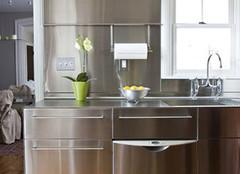 不锈钢橱柜台面怎么样?不锈钢橱柜台面的价格