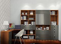 书房家具的尺寸 书房家具如何布置