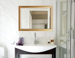 卫生间镜子对着门好不好?卫生间镜子对着门化解方法