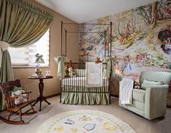 婴儿房环保装修要点有哪些 婴儿房效果图欣赏