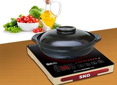 skg电陶炉使用注意事项 skg电陶炉三大优势