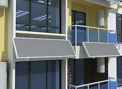 阳台壁挂太阳能热水器特点及其安装注意事项详解