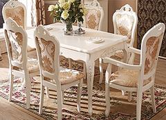 西餐厅桌椅如何摆设 不同风格西餐厅桌椅图片