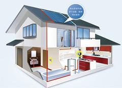 分体式太阳能热水器的工作原理及安装方法介绍