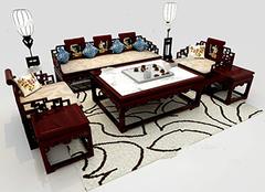 中式沙发优缺点有哪些 中式沙发尺寸分析