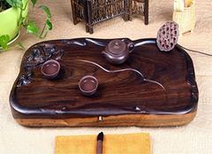 黑檀木茶具真假鉴别方法,黑檀木茶具的保养小技巧