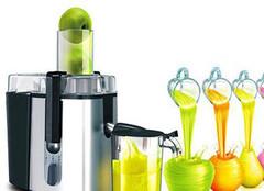 小编教您几个榨果汁机的挑选要点 还不快接招