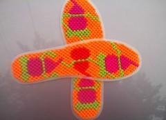 十字绣鞋垫绣法详细介绍,十字绣鞋垫图案大全