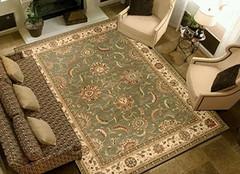 常见的家用地毯材质分类有哪些?
