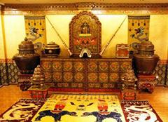 藏式家具选材简介,藏式家具摆放技巧