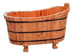 木浴桶材质详细介绍 木浴桶泡澡注意事项