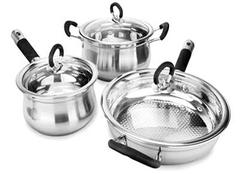 厨房锅具选择注意事项 厨房锅具2016最新价格
