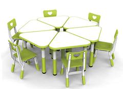 幼儿园桌椅选购技巧 幼儿园桌椅清洁与保养