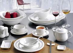 陶瓷餐具选购技巧 陶瓷餐具的种类