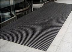 铝合金防尘地垫的优点 铝合金防尘地垫清洁方法